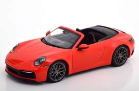 Porsche  - 911 2019 red - 1:87 - Minichamps - 870068332 - mc870068332 | The Diecast Company