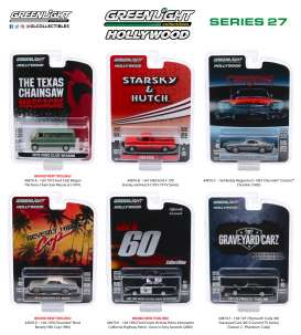 Assortment/ Mix  - various - 1:64 - GreenLight - 44870 - gl44870 | The Diecast Company