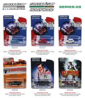 Assortment/ Mix  - various - 1:64 - GreenLight - 44880 - gl44880 | The Diecast Company