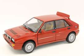 Lancia  - Delta HF Integrale Evo red - 1:18 - Kyosho - 8343r - kyo8343r | The Diecast Company