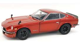 Nissan  - Fairlady Z S30 red - 1:18 - Kyosho - 8220rm - kyo8220r | The Diecast Company