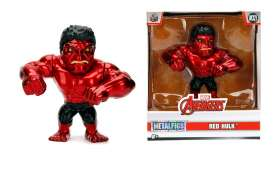 Figures  - red Hulk 2019 red - Jada Toys - 30346 - jada30346 | The Diecast Company