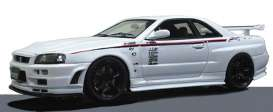 Nissan  - Nismo GT-R white - 1:18 - Ignition - IG1828 - IG1828 | The Diecast Company