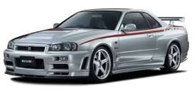 Nissan  - Nismo GT-R silver - 1:18 - Ignition - IG1829 - IG1829 | The Diecast Company