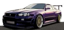 Nissan  - Nismo GT-R purple - 1:18 - Ignition - IG1832 - IG1832 | The Diecast Company