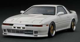 Toyota  - Supra 3.0 GT white - 1:18 - Ignition - IG1737 - IG1737 | The Diecast Company