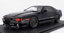 Toyota  - Supra 3.0 GT black - 1:18 - Ignition - IG1740 - IG1740 | The Diecast Company