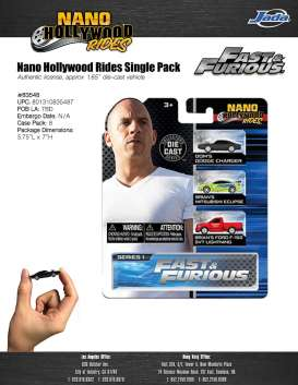 Assortment/ Mix Fast & the Furious - Jada Toys - 31123 - jada31123 | The Diecast Company