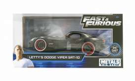 Assortment/ Mix Fast & the Furious - black - 1:24 - Jada Toys - 30731 - jada30731 | The Diecast Company