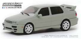 Volkswagen  - Jetta A3 1995 suede silver - 1:43 - GreenLight - 86340 - gl86340 | The Diecast Company