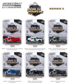 Assortment/ Mix  - various - 1:64 - GreenLight - 46030 - gl46030 | The Diecast Company