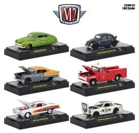 Assortment/ Mix  - various - 1:64 - M2 Machines - 32500-55 - M2-32500-55 | The Diecast Company