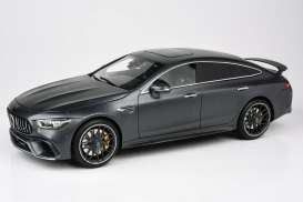 Mercedes Benz AMG - AMG GT63S 2019 matt grey - 1:18 - Paragon - 78012 - para78012 | The Diecast Company