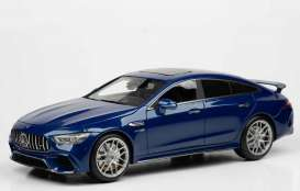 Mercedes Benz AMG - AMG GT63S 2019 metallic blue - 1:18 - Paragon - 78011 - para78011 | The Diecast Company