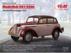Moskvitch  - 401-420A  - 1:35 - ICM - 35484 - icm35484 | The Diecast Company