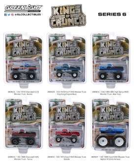 Assortment/ Mix  - various - 1:64 - GreenLight - 49060 - gl49060 | The Diecast Company