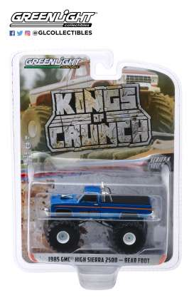 GMC  - High Sierra 1985  - 1:64 - GreenLight - 49060C - gl49060C | The Diecast Company