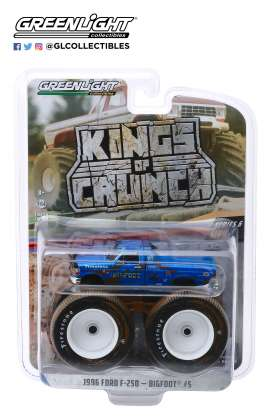 Ford  - F-250 Monster Truck 1996  - 1:64 - GreenLight - 49060F - gl49060F | The Diecast Company