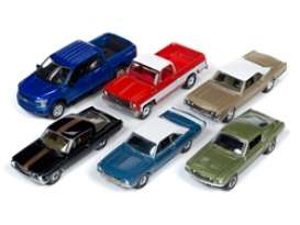 Assortment/ Mix  - various - 1:64 - Auto World - 64232A~6 - AW64232A | The Diecast Company