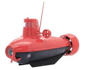 Submarine  - red/black - Fujimi - 170909 - fuji170909 | The Diecast Company