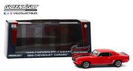Chevrolet  - Camaro 1969  - 1:43 - GreenLight - 86342 - gl86342 | The Diecast Company