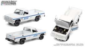 Chevrolet  - CUCV M1008 1984  - 1:18 - GreenLight - 13561 - gl13561 | The Diecast Company