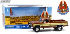 GMC  - K-2500 1982  - 1:18 - GreenLight - 13560 - gl13560 | The Diecast Company