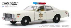 Plymouth  - Fury 1977  - 1:24 - GreenLight - 84095 - gl84095 | The Diecast Company