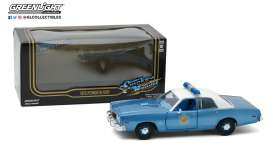 Plymouth  - Fury 1975  - 1:24 - GreenLight - 84102 - gl84102 | The Diecast Company
