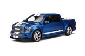 Shelby  - F150 blue - 1:18 - GT Spirit - GT262 - GT262 | The Diecast Company