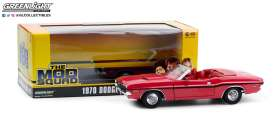 Dodge  - Challenger 1970 red - 1:18 - GreenLight - 13565 - gl13565 | The Diecast Company