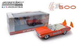 Dodge  - Challenger 1971 orange - 1:18 - GreenLight - 13569 - gl13569 | The Diecast Company