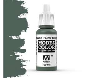 Paint Accessoires - black-green - Vallejo - val70895 - val70895 | The Diecast Company