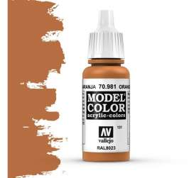 Paint Accessoires - orange-brown - Vallejo - val70981 - val70981 | The Diecast Company