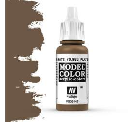 Paint Accessoires - brown - Vallejo - val70983 - val70983 | The Diecast Company