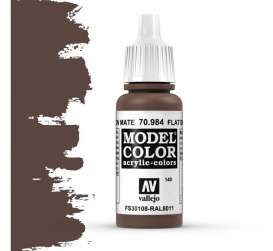 Paint Accessoires - brown - Vallejo - val70984 - val70984 | The Diecast Company