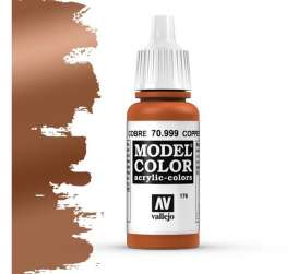 Paint Accessoires - copper - Vallejo - val70999 - val70999 | The Diecast Company