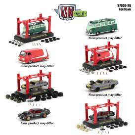 Assortment/ Mix  - various - 1:64 - M2 Machines - 37000-26 - M2-37000-26 | The Diecast Company