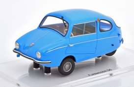 Fulda  - S6 blue - 1:18 - DNA - DNA000008 - DNA000008 | The Diecast Company