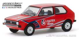 Volkswagen  - Golf MKI 1975 red - 1:64 - GreenLight - 30132 - gl30132 | The Diecast Company