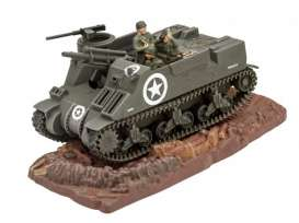 Military Vehicles Krupp - M7  - 1:76 - Revell - Germany - 03216 - revell03216 | The Diecast Company