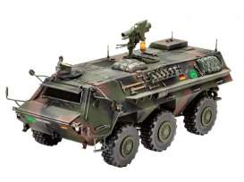 Military Vehicles  - 1:35 - Revell - Germany - 03256 - revell03256 | The Diecast Company