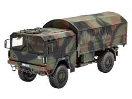 Military Vehicles  - 1:35 - Revell - Germany - 03257 - revell03257 | The Diecast Company
