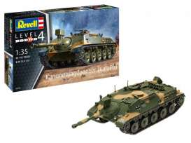 Military Vehicles  - 1:35 - Revell - Germany - 03276 - revell03276 | The Diecast Company