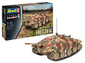 Military Vehicles  - 1:35 - Revell - Germany - 03272 - revell03272 | The Diecast Company
