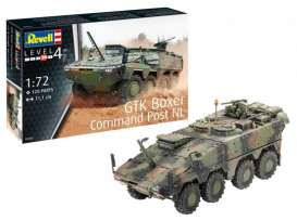 Military Vehicles  - 1:72 - Revell - Germany - 03283 - revell03283 | The Diecast Company