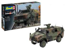 Military Vehicles  - 1:35 - Revell - Germany - 03284 - revell03284 | The Diecast Company