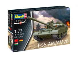Military Vehicles  - 1:72 - Revell - Germany - 03306 - revell03306 | The Diecast Company