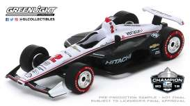 Chevrolet  - 2019 black/white - 1:64 - GreenLight - 10858 - gl10858 | The Diecast Company