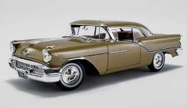 Oldsmobile  - Super 88 1957 golden mist - 1:18 - Acme Diecast - 1808005 - acme1808005 | The Diecast Company